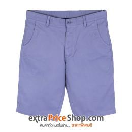 กางเกงขาสั้นสีฟ้าคราม