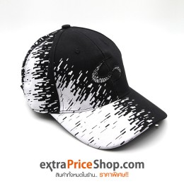 หมวกแก๊ป Surftex Australia มีลายสีดำ-ขาว