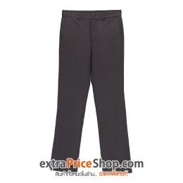 กางเกงขายาวสีเทา