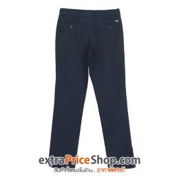 กางเกงขายาวสีน้ำเงิน